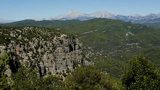 SELGE (Sirk) Pisidia, Antalya/ Turkey. Mount Tourus