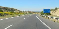 A-23-55 (European Roads) Tags: a23 huesca zuera zaragoza españa aragón spain autovía