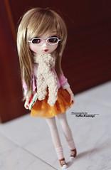 Romantic girl (·Yuffie Kisaragi·) Tags: doll pullip blanche eileen obitsu rewigged rechipped