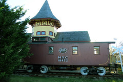 New York Central 18452 (California Will) Tags: chatham capecod newengland railroad trains train station caboose