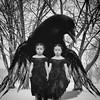 Everbleak No.2 (Flamenco Sun) Tags: horror freak dark disturbing shining twins crow snow misery death bleak winter
