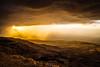 Light this fire. (icarium82) Tags: landscape travel canoneos7d nature landschaftterrain jordan deadsea middleeast canonefs18135mmf3556is light sunrays panorama desert hills