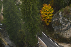 San Romedio (el_mo) Tags: verde valdinon lagoditovel trentino romedio santuario sanromedio reflections mountains adamello brenta dolomiti dolomites alpi alps