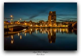 Lagan Weir, Belfast