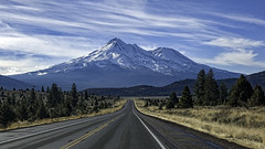 Highway to the Mountain (lennycarl08) Tags: hwy97 shasta mtshasta northerncalifornia california