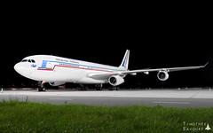 CDG | République Française Airbus A340-200 (Timothée Savouré) Tags: fraja airbus a340 république française cotam esterel a340200