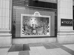 #window shopping at #Macy's.   #christmas #Philadelphia  #philly   Formerly #wanamakers (buzmurdockgeotag) Tags: window macy christmas philadelphia philly wanamakers