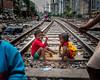 17 11 Kolkata (Time to try) Tags: railway railwaypeople rails leica leicaq child children street streetlife kolkata india life happy kids