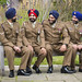 REGULAR AND RESERVE FORCES JOIN BRITISH ARMED FORCES SIKH ASSOCIATION TO COMMEMORATE 120TH ANNIVERSARY OF THE BATTLE OF SARAGARHI