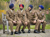 REGULAR AND RESERVE FORCES JOIN BRITISH ARMED FORCES SIKH ASSOCIATION TO COMMEMORATE 120TH ANNIVERSARY OF THE BATTLE OF SARAGARHI (Defence Images) Tags: blackasianandminorityethnic bame religiousfestival occasion army religion diversity minoritygroup arboretum 120th anniversary sikh battle saragarhi defence defense uk british military staffordshire gbr