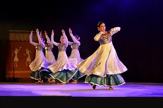Kathak by Anjali Patil,Canada