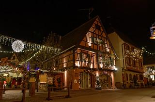 Noël en Alsace, Eguisheim