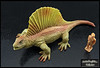 Dimetrodon (RobinGoodfellow_(m)) Tags: bullyland museum line germany prehistoric dimetrodon