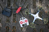 Drone family (Samsul Adam) Tags: dji spark syma x5hw1 drone singapore nikon d800 1635mm f4 uav flight drones remote control controller 24ghz lava red white