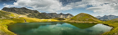 Panorama sur le lac des Sirènes ( fabienne fauré) Tags: prapic orcières hautesalpes panorama orcièresmerlette nuage o5 alpesdusud 2470mm canon eos 5dmarkiii provencealpescôtedazur
