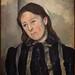 CEZANNE,1885-86 - Portrait de Madame Cézanne, profil gauche (Philadelphie) - 0