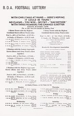 Falkirk vs Partick Thistle - 1976 - Back Cover Page (The Sky Strikers) Tags: falkirk partick thistle brockville scottish league one bairns view official programme 10p division