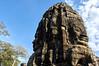 Angkor Tom - Bayon tower (Nicolas Bousquet) Tags: angkor siemreap cambodia temple ruins cham bayon tower da15 k3 pentaxk3
