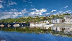 Citadelle de Namur - 4238 (YᗩSᗰIᘉᗴ HᗴᘉS +13 000 000 thx) Tags: citadelle citadelledenamur waterscape water bridge blue belgium belgique bel be landscape hensyasmine yasminehens