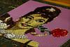 Audrey (Frost Bricks) Tags: lego audrey hepburn mosaic moc breakfast tiffanys