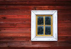 Window at Skansen in Stockholm, Sweden 20/9 2017. (photoola) Tags: stockholm skansen djurgården fönster trähus wooden house window photoola sweden