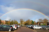 To the supermarket, Alkmaar (Meino NL) Tags: regenboog rainbow