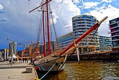 Hamburg, Hafen City (Tobi_2008) Tags: hamburg stadt city town deutschland germany allemagne germania