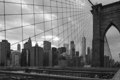 Lines Brooklyn Bridge (CURZU@) Tags: bw blackandwhite blancoynegro bridge bridge¨nycusa¨new newyork nuevayork manhattan puente ¨puente de brooklin¨ canon canoneos eos canoneos80d ¨canon eos¨ 80d 80d¨¨canon 80d¨