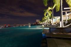 Marina Bay Sands Infinity Pool (CHWVB) Tags: singapur marina bay sands infinity pool hotel