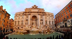 IMG_0231_stitch (AndyMc87) Tags: fontana di trevi spring brunnen italy rome roma rom water people stitched stitch ice canon eos 6d 2470 l clouds sky colourful