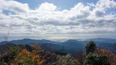 Suruga Bay (peaceful-jp-scenery (busy)) Tags: sony cybershot dscrx100 carlzeiss 28100mmf1849 20mp heijinodan observatory landscape shimizu shizuoka japan 平治の段 清水区 静岡市 日本