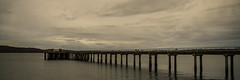 Hunterston Industrial Pier (Half A Century Of Photography) Tags: disused industrial pier westofscotland west coast hunterston northayrshirecoastalpath coastal path panoramic panorama pano pentax pentaxkr pentaxdal scotland