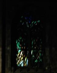 20 - Reims - Eglise Saint Jacques - Choeur, Vitrail de Joseph Sima (melina1965) Tags: reims marne grandest octobre october 2017 nikon d80 église églises church churches vitrail vitraux stainedglasswindow stainedglasswindows