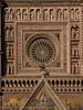 Rosone Duomo di Orvieto (frillicca) Tags: 2017 agosto andredicione artarte august cathedral dome duomodiorvieto facade facciata front gotico mosaic mosaico orcagna orvietotr orvietocathedral panasoniclumixlx100 rosewindow rosone statue