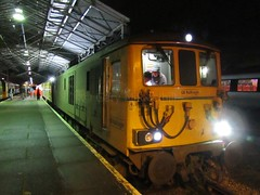 UK Rail - 73965 - UK-Rail20171486 (Rapidsnap (Gary Mitchelhill)) Tags: trains train railway railways northwestengland gbrf gbrailfreight class73 ed shoebox electrodiesel testtrain