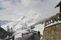 Passeggiata in Val Federia (quanuaua) Tags: ifttt 500px winter italy valtellina livigno val federia