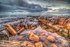 Tidepool #1 (Michael F. Nyiri) Tags: cabrillobeach california southerncalifornia beach clouds sky rockyshore rocks tidepools sanpedro