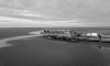 the pier southport (paul hitchmough photography 2) Tags: southportpier southport beachphotography beach aerialphotography architecture dronephotography mavicpro jdimavicpro drone blackandwhite building monochrome water paulhitchmoughphotography pier sea