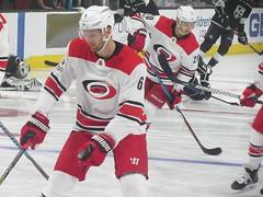 IMG_3853 (Dinur) Tags: hockey icehockey nhl nationalhockeyleague hurricanes carolinahurricanes canes kings lakings losangeleskings