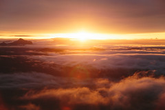 Third peak (Hreilly) Tags: mt seymour photography landscape canon 5d mark 3 reillyhunter yvr vancouver canada sunrise fog rolling clouds british columbia pnw bc pacific north west portrait coast america