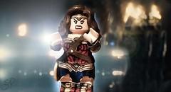 Wiser United (I P R I M E I) Tags: lego dc dceu wonderwoman justiceleague bvs custom moc