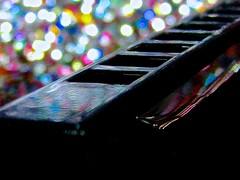 playing the blues after closing (muffett68 ☺ heidi ☺) Tags: harmonica bokeh hmm macromondays musicalinstruments memberschoicemusicalinstruments