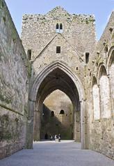 The Rock of Cashel # 8 (schreibtnix off for a while) Tags: reisen travelling irland ireland cashel rockofcashel burg castle ruine ruin himmel sky olympuse5 schreibtnix