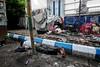 Blues trottoir (Ma Poupoule) Tags: calcuta inde india street kolkata trottoir rue détritus garbage dormir asie indou