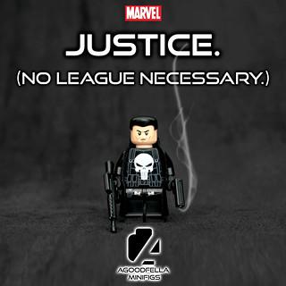 The Punisher v.3 💀 [MCU] [MOD] [CUSTOM]