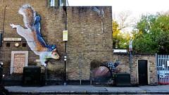 Irony & Boe / Tottenham - 13 nov 2017 (Ferdinand 'Ferre' Feys) Tags: london england uk streetart artdelarue graffitiart graffiti graff urbanart urbanarte arteurbano ferdinandfeys irony