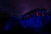 To Curch (Graveyardworker) Tags: creepy graveyardworker shadowplay stonebutterchurh vancouverisland abandoned art bc canada dark duncan fisheye graveyardwork haunted landscape light lightart lightpainting lightscape longexposure lpwalliance night nightlights nightphotography nightscape pacificnorthwest paintingwithlight stone strange urbex