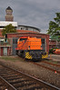 BeHaLa / NTS 273 006 Berlin-Westhafen 22.09.2015 (moorbahner71) Tags: eisenbahn deutschland railway germany digi nikon cmk behala berliner hafen lagerhaus berlin westhafen lokomotive