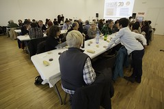 20 egun euskaraz Intxaurrondon jarduerako amaiera festa