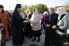 23. Первое богослужение в храме г.Святогорска 30.09.2014